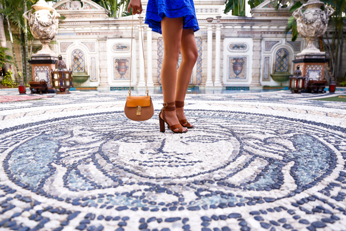 Versace Mansion Mara Hoffman Morocco Inspired Collection