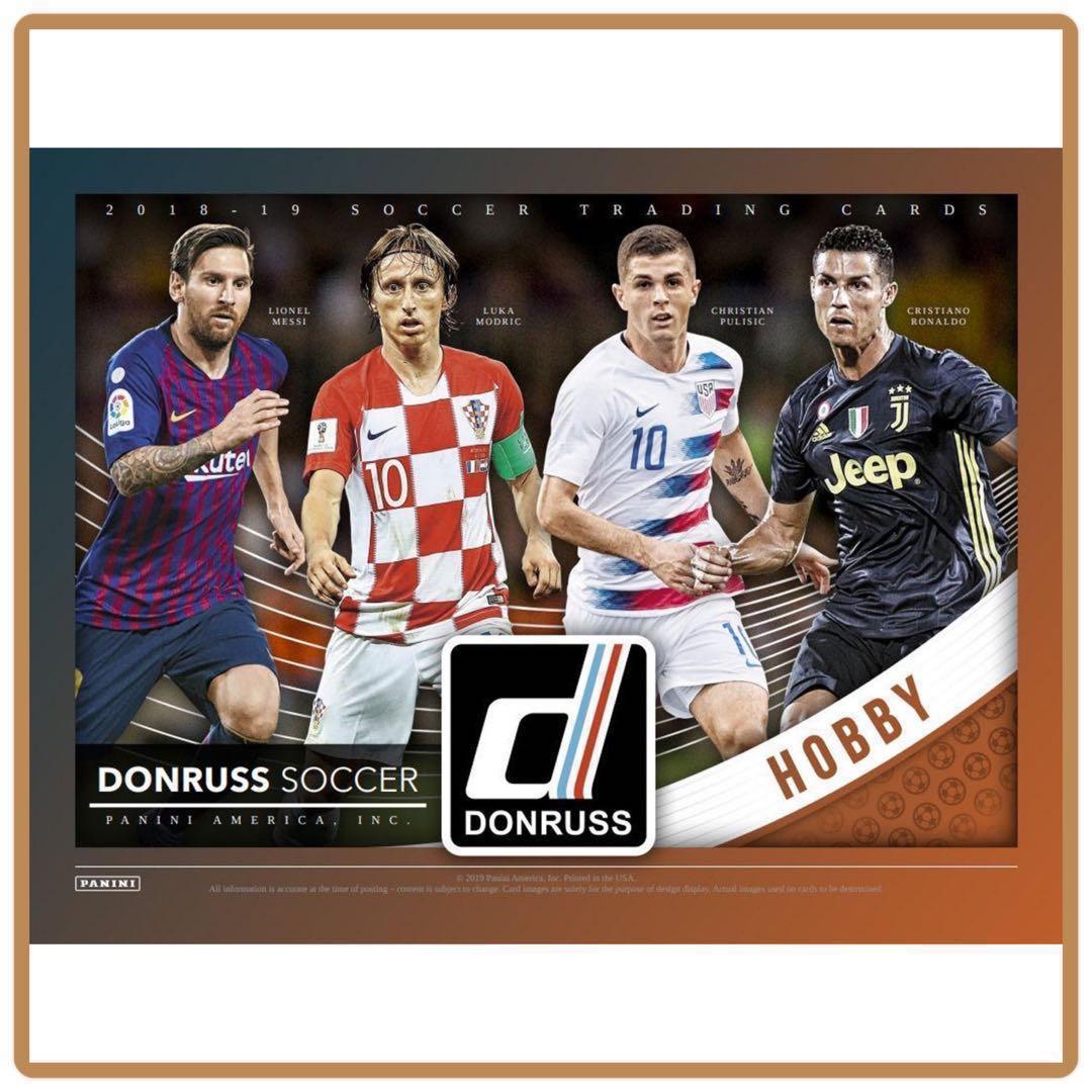 2018-19 Donruss Soccer Optic Base #158 Cristiano Ronaldo Portugal Verzamelingen