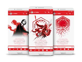 Star Wars Theme For YOWhatsApp & GB WhatsApp By Rb