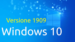 Tutto su Windows 10 November 2019 Update
