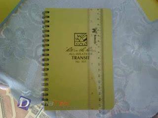 Darmatek Jual Buku RR-303 Rite in The Rain
