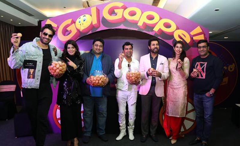 Cast of upcoming punjabi movie Golgappe