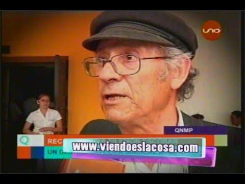 RECORDANDO A DON FILEMÓN ESCOBAR - IMÁGENES DE ARCHIVO