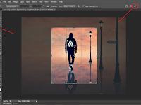Cara Praktis Memotong (Crop) Gambar di Photoshop