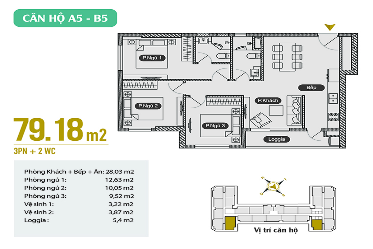 Căn Hộ Dự Án Anland Premium