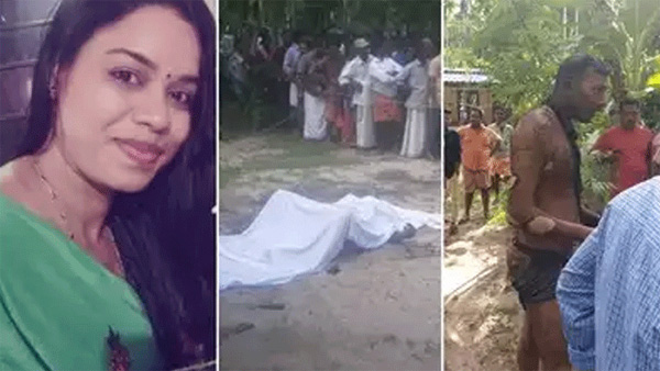 Woman cop Soumya Pushpakaran funeral at Vallikunnam, Alappuzha, News, Trending, Police, Murder, Crime, Criminal Case, Dead Body, Kerala.