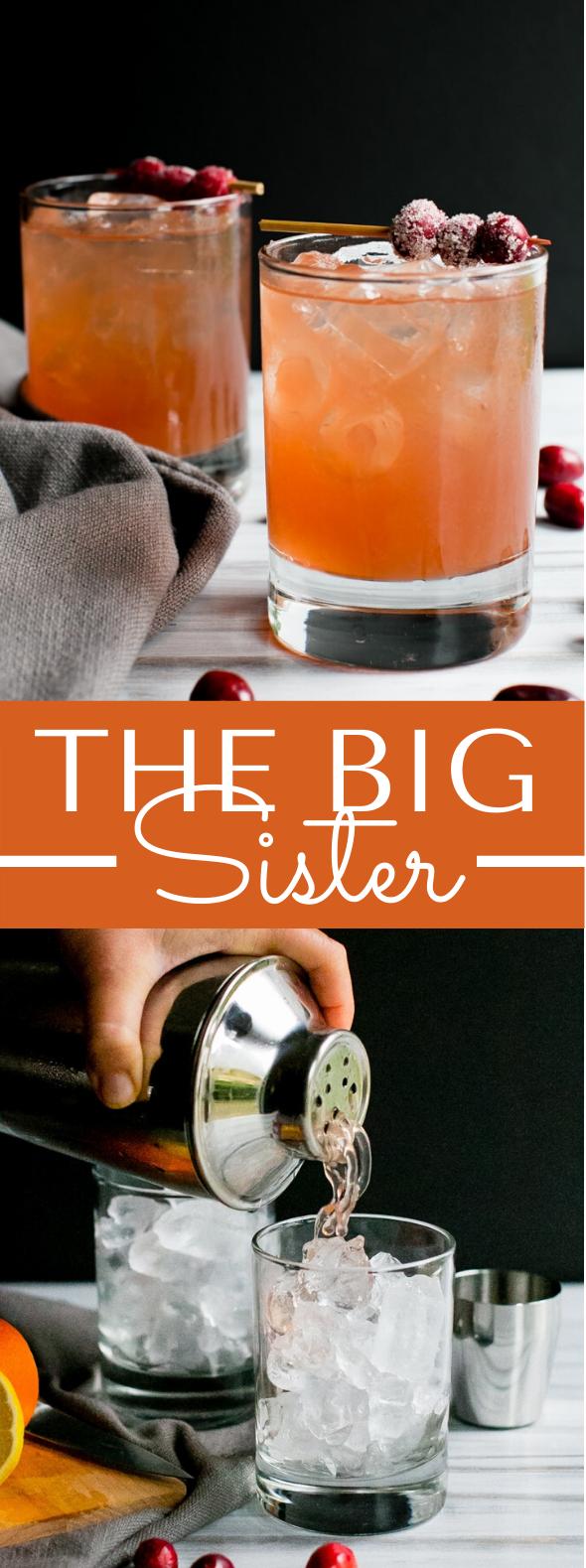 THE BIG SISTER #drinks #cocktails #partydrink #mixeddrink #freshdrink