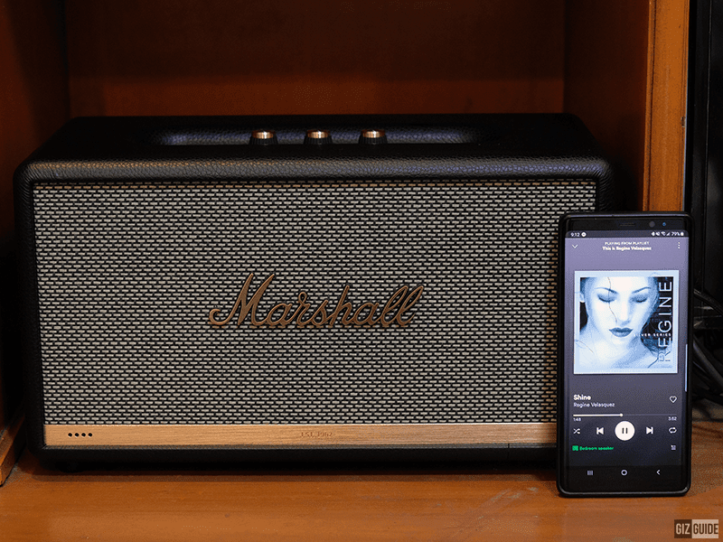 Marshall Stanmore II Review - A BETTER Google Home alternative?