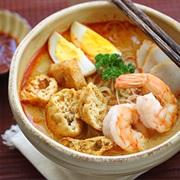 อาหาร, เมนูอาหาร, เมนูขนมหวาน, อันดับอาหาร, รีวิวอาหาร, รีวิวขนม, ร้านอาหารอร่อย, 10 อันดับอาหาร, 5 อันดับอาหาร, อาหารญี่ปุ่น, รายการอาหารญี่ปุ่น, ซูชิ, อาหารไทย, อาหารจีน, อันดับร้านอาหาร, ร้านอาหารทั่วไทย, ร้านอาหารในกรุงเทพ, อาหารเกาหลี, อันดับอาหารเกาหลี, เมนูอาหารยอดนิยม, อาหารจานเดียว, อาหารหม้อไฟ, รายชื่ออาหาร, รายชื่ออาหารไทย, รายชื่ออาหารญี่ปุ่น, รายชื่ออาหารจีน, อาหารนานาชาติ, สารานุกรมอาหาร, 500 เมนูอาหารจากทั่วโลก 50. ก๋วยเตี๋ยวแกงสิงคโปร์ (Laksa)