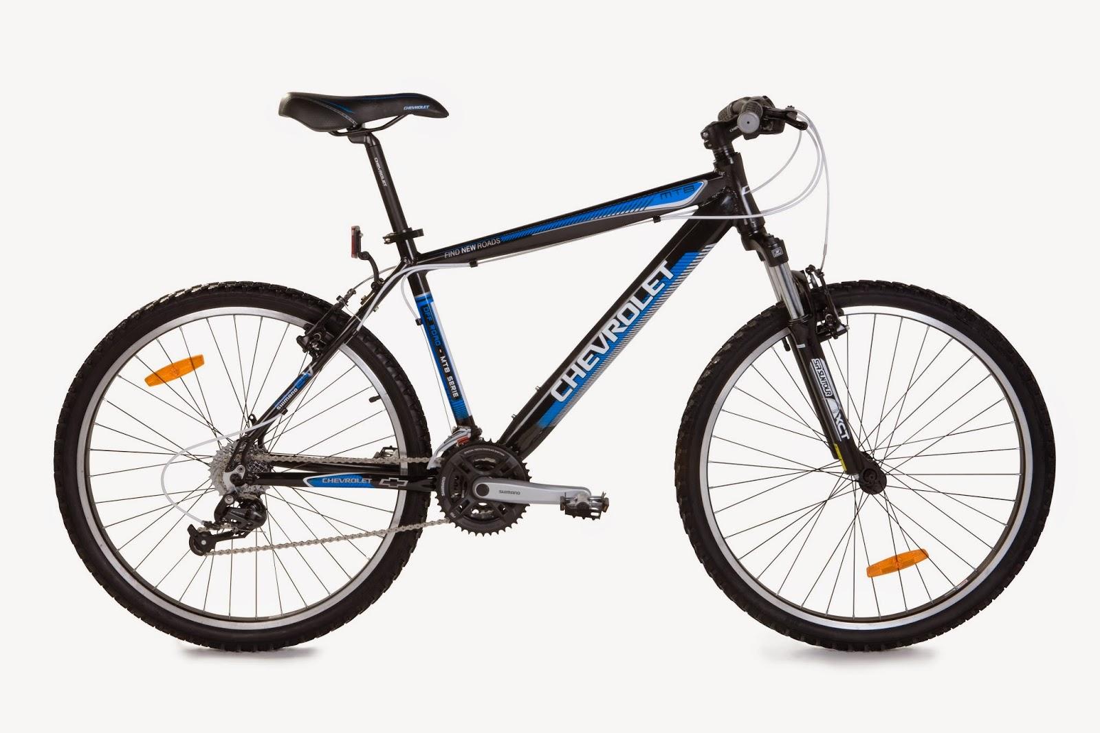 Chevroblog Bicicletas Chevrolet Lanzamiento