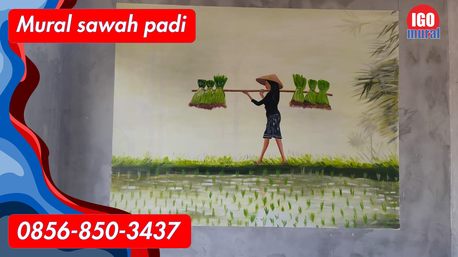 Contoh Gambar Lukisan Hotel Reddorz Ciawi Bogor