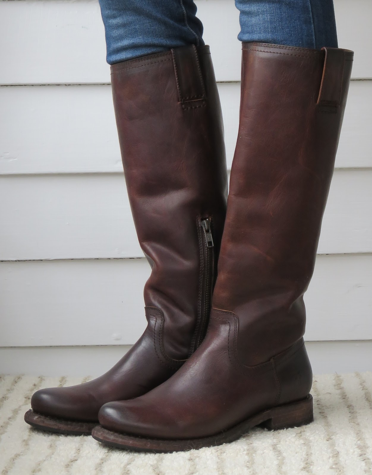 Howdy Slim! Riding Boots for Thin Calves: 2016