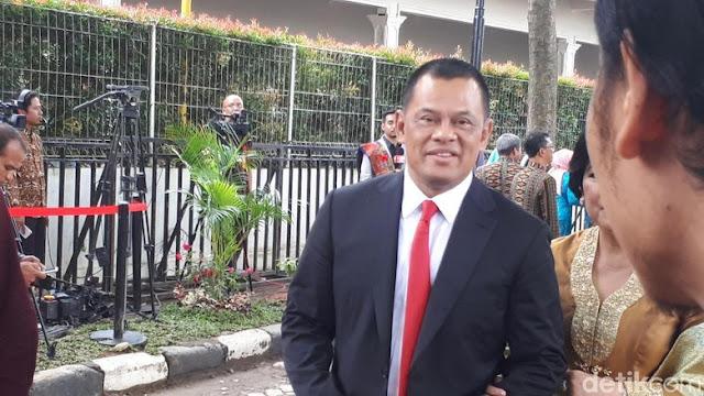 Masuk Radar Gerindra, Gatot Nurmantyo Sudah Bertemu Prabowo