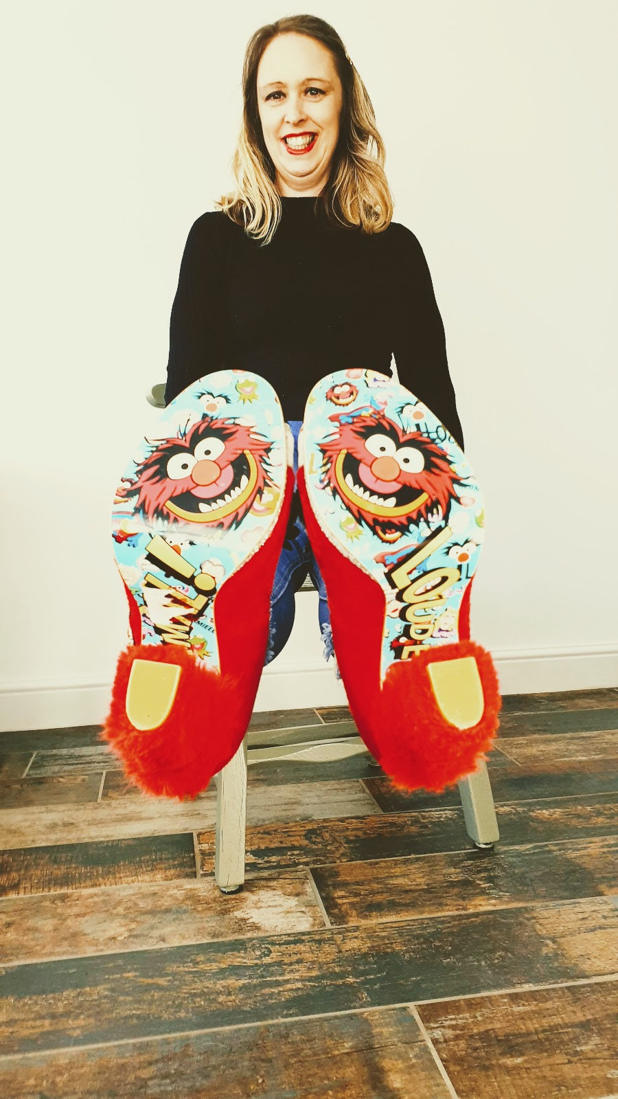 Animal from The Muppet's Irregular Choice Shoes: How I Styled Them: