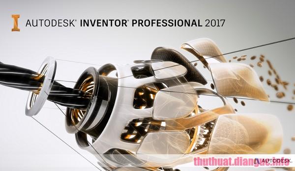 Download Autodesk Inventor 2017 Full Crack Fshare