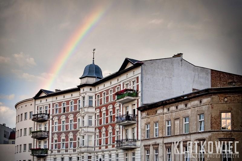 Poznań: a po deszczu pojawia się słońce