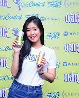 Biodata Yohana Pemeran iklan OranC Indonesia Rasa Calamansi