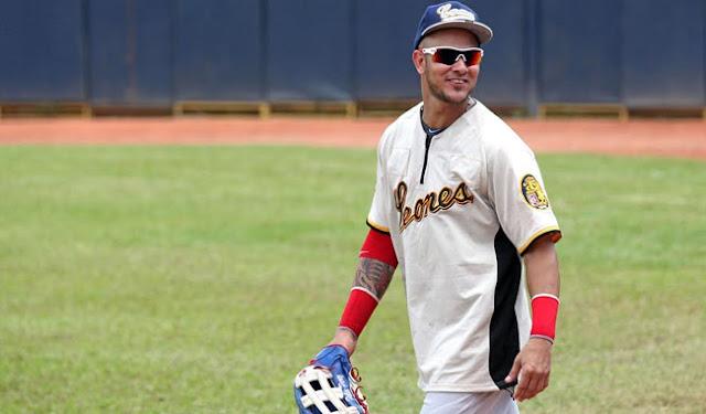 El jardinero afrontará su quinta temporada en el circuito venezolano, donde de por vida, batea para .315 de average, con 52 dobles, cinco triples y 24 jonrones