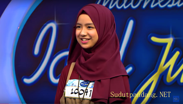 Nashwa Indonesian Idol Junior 2018