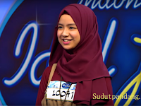 Cantiknya Nashwa Indonesian Idol Junior 2018