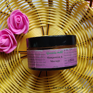 Greenie Mill Mangosteen and Moringa Cleansing Balm Review