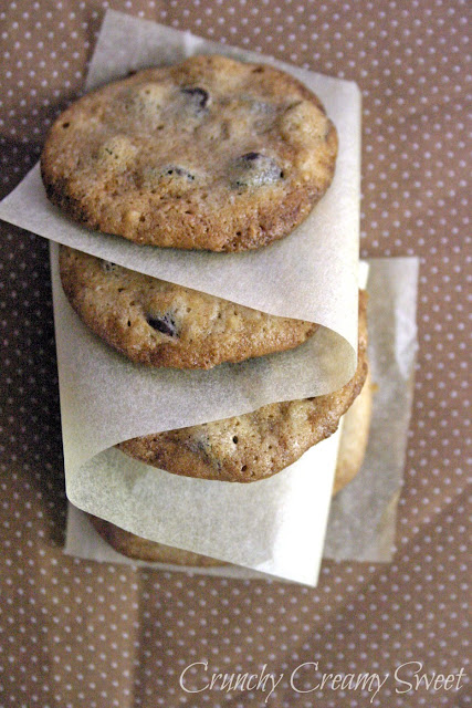 May+514a22 CCC Monday: Eggless Chocolate Chip Cookies