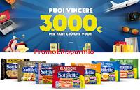 Logo Sottilette ''Facciamo a fette le regole'': vinci 10 voucher da 3.000€
