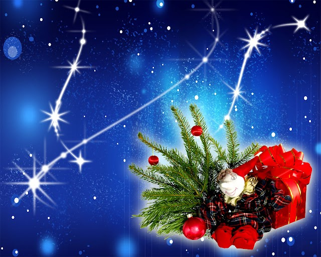 Christmas Desktop Wallpapers | New Year Desktop Wallpapers