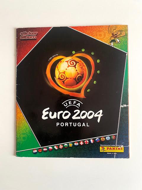 Copertina album Euro 2004