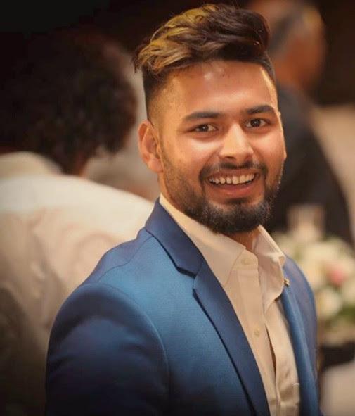 Rishabh Pant Photos