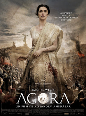 Agora, Hypatia'nın hayatı filmi