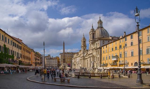 coisas grátis fazer em roma italia