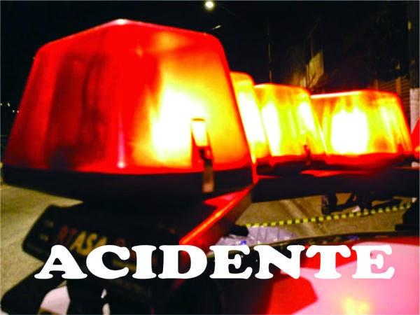 Motorista atropela quatro pessoas em Serra Talhada
