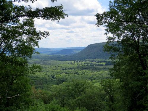 Bristol Hills trail