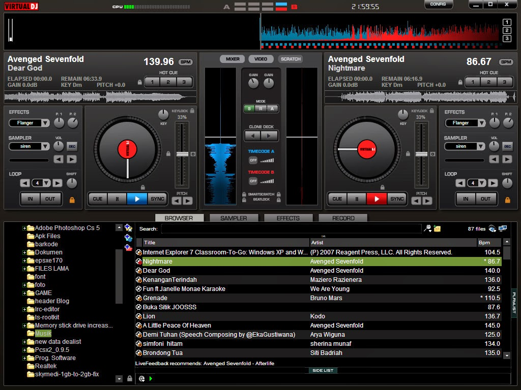 virtual dj download full