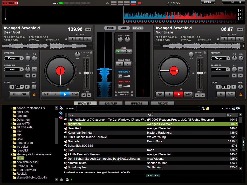 Virtual Dj Old Version Free Download Mac