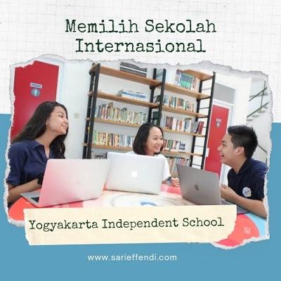 Yogyakarta Independent School : Sekolah Internasional di Jogja