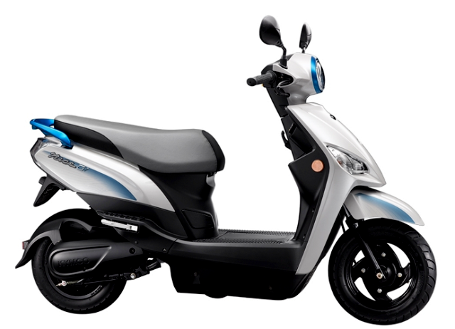 kymco nice 100 EV spesification