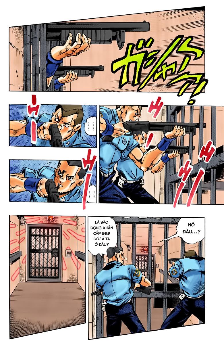 JoJo no Kimyou na Bouken Chap 603 - Truyen.Chap.VN
