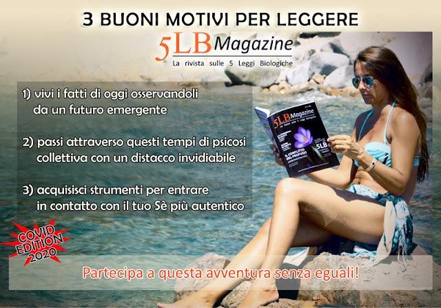 Leggi 5LB Magazine in vacanza