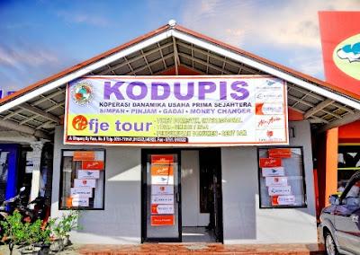 LOKER Funding & Marketing Officer KODUPIS PADANG JANUARI 2019