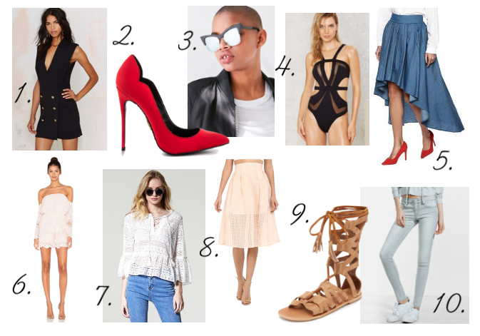 Most Popular Items This Week