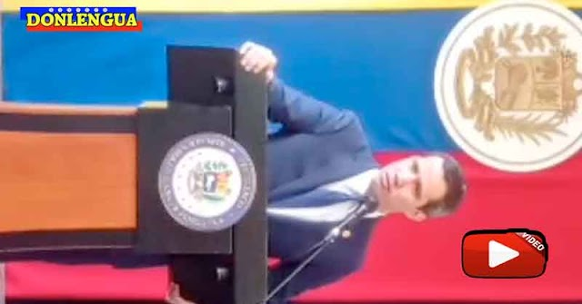 PARA DORMIRSE   Juan Guaidó dio rueda de prensa con más de lo mismo