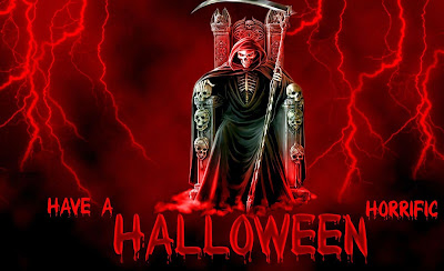 Happy Halloween Scary Pictures Free Download