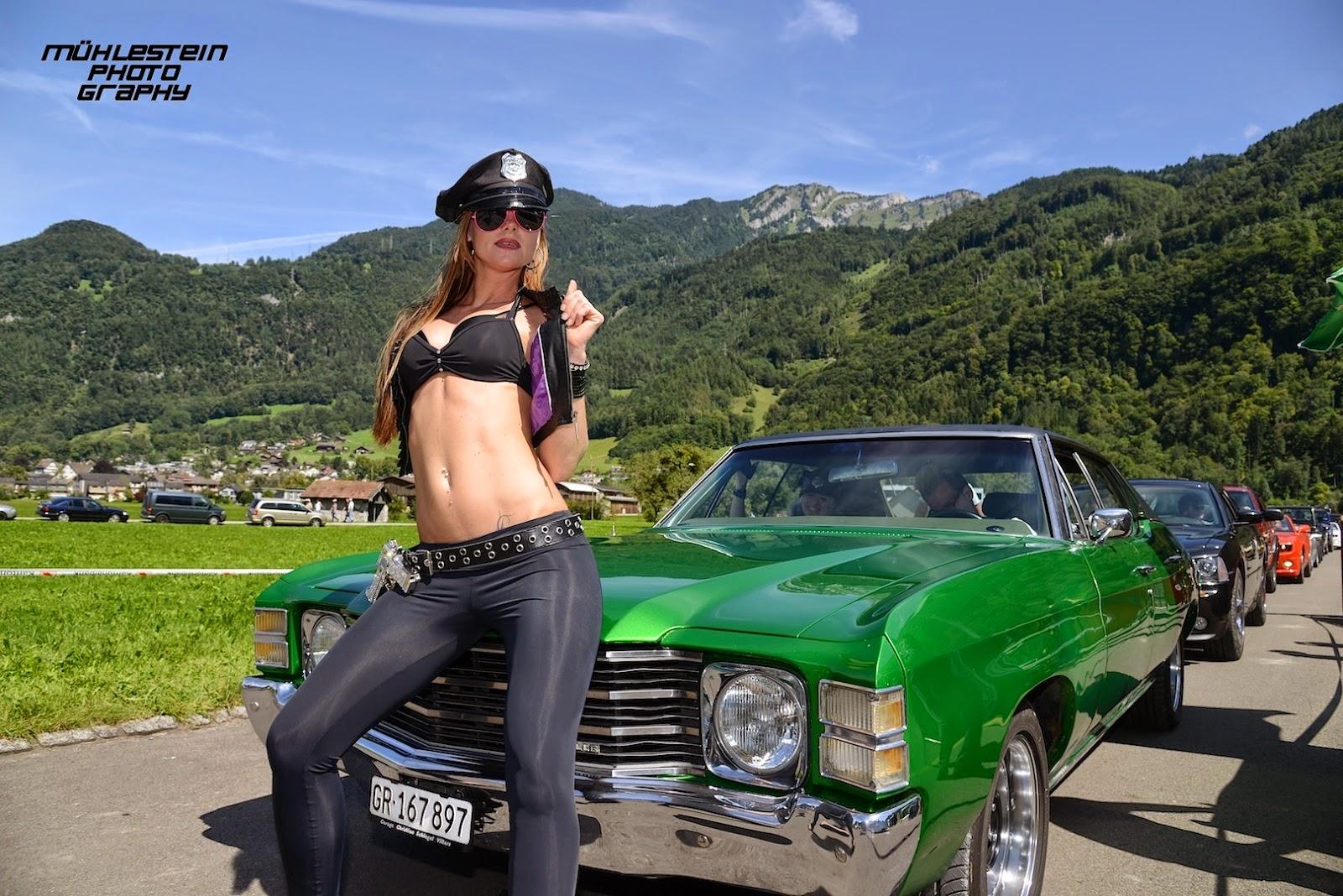 Us Car Babe 24