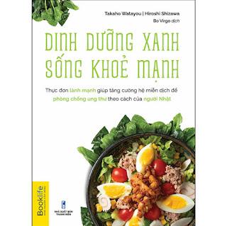 Dinh Dưỡng Xanh Sống Khỏe Mạnh ebook PDF-EPUB-AWZ3-PRC-MOBI