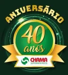 Promoção Chama Supermercados 40 Anos Aniversário 2019 - 4 Caros 0KM New Chery QQ