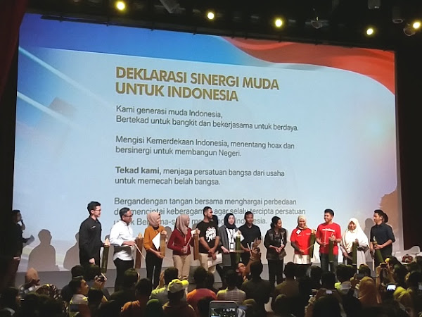 Hai Anak Muda, Bangkit dan Berdayalah Untuk Indonesia