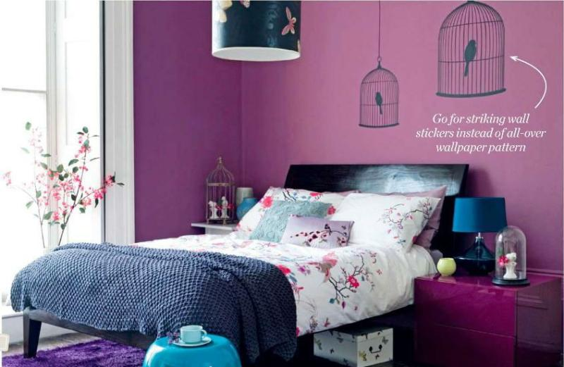 Quirky Bedroom Decor - Home Decorating Ideas