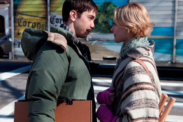 Synopsis of A Case of You, Justin Long's Efforts to Overcome Writer's Block